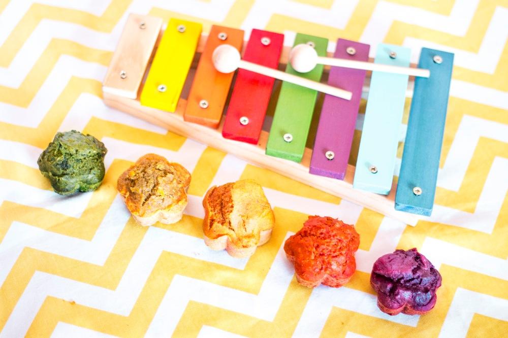 Muffins arcoiris-9